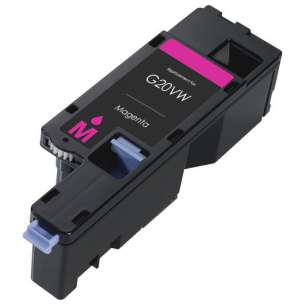 Compatible for Dell 593-BBJV (G20VW) toner cartridge - magenta