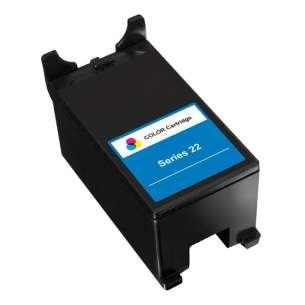 Compatible ink cartridge to replace Dell T092N (Series 22) - high capacity color