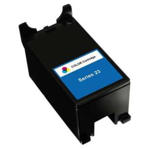 Compatible ink cartridge to replace Dell T106N (Series 23) - color cartridge