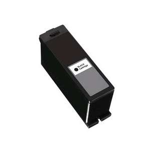 Compatible ink cartridge to replace Dell T109N (Series 24) - high capacity black
