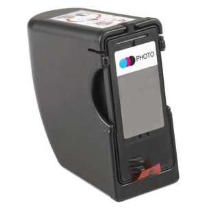 Remanufactured Dell J4844 (Series 5 ink) inkjet cartridge - photo black
