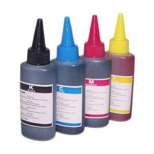 DuraFIRM 100ml Dye Bulk Ink for Epson