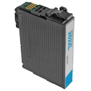Remanufactured Epson T202XL220 (202XL) inkjet cartridge - high capacity cyan