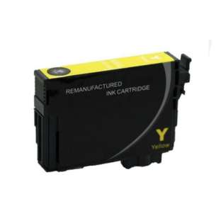 Remanufactured Epson T220XL420 (220XL ink) inkjet cartridge - high capacity yellow