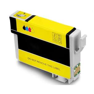 Remanufactured Epson T288XL420 (288XL ink) inkjet cartridge - high capacity yellow