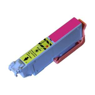 Remanufactured Epson T312XL620 (312XL) inkjet cartridge - high capacity light magenta