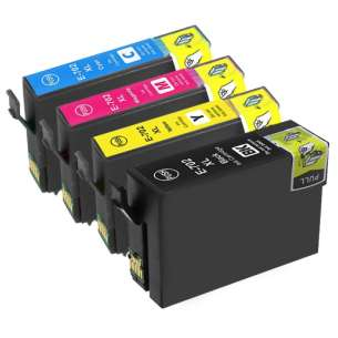 Remanufactured inkjet cartridges Multipack for Epson 702XL - 5 pack