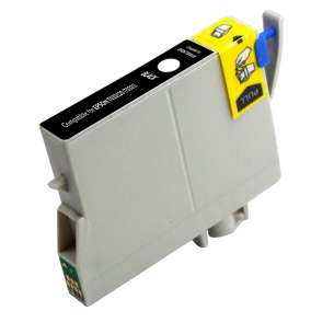 Remanufactured Epson t033120 inkjet cartridge - black cartridge