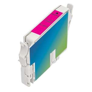 Remanufactured Epson t033320 inkjet cartridge - magenta