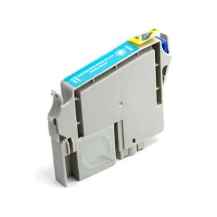 Remanufactured Epson t033520 inkjet cartridge - light cyan
