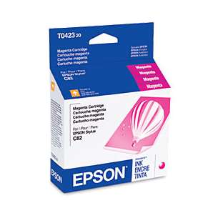 Original Epson T042320 inkjet cartridge - magenta