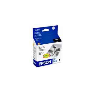 Original Epson T043120 inkjet cartridge - black cartridge