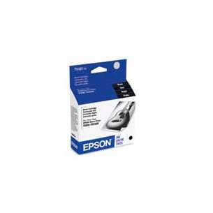 Original Epson T048120 (48 ink) inkjet cartridge - black cartridge