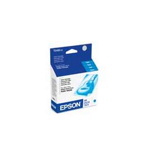 Original Epson T048220 (48 ink) inkjet cartridge - cyan