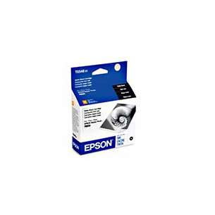 Original Epson T054820 (54 ink) inkjet cartridge - matte black