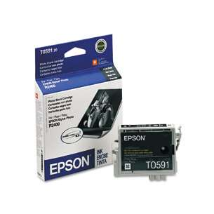 Original Epson T059120 inkjet cartridge - photo black