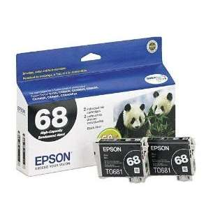 Original Epson T068120-D2 Multipack - 2 pack