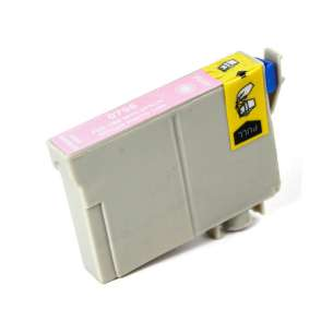Remanufactured Epson T079620 (79 ink) inkjet cartridge - high capacity light magenta