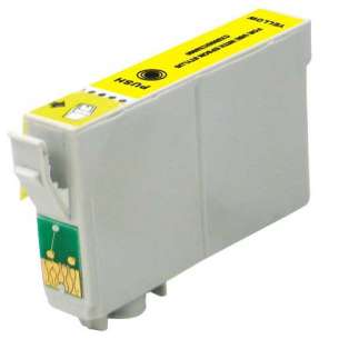 Remanufactured Epson T088420 (88 ink) inkjet cartridge - yellow
