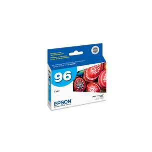 Original Epson T096220 (96 ink) inkjet cartridge - cyan