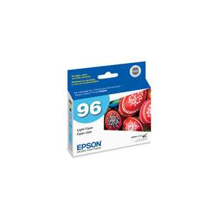 Original Epson T096520 (96 ink) inkjet cartridge - light cyan