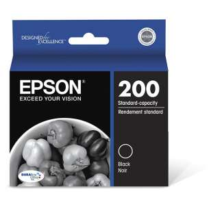 Original Epson T200120 (200 ink) inkjet cartridge - black cartridge