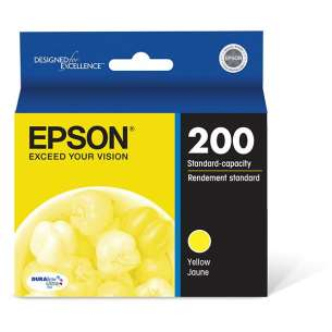 Original Epson T200420 (200 ink) inkjet cartridge - yellow