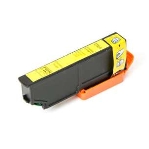 Remanufactured Epson T273XL420 (273XL ink) inkjet cartridge - high capacity yellow
