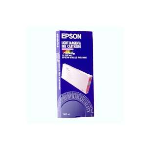 Original Epson T411011 inkjet cartridge - light magenta