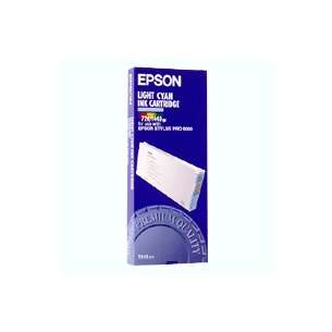 Original Epson T412011 inkjet cartridge - light cyan