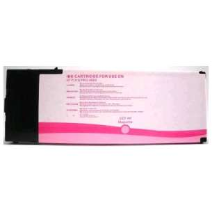 Remanufactured Epson T565300 inkjet cartridge - pigment magenta