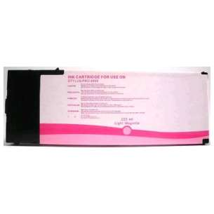 Remanufactured Epson T565600 inkjet cartridge - pigment light magenta