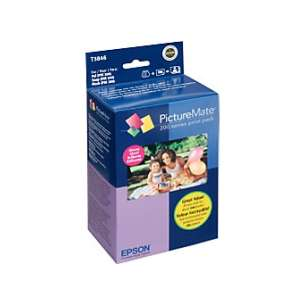 Original Epson T5846 inkjet cartridge - gloss