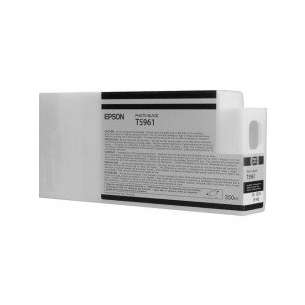 Original Epson T596100 inkjet cartridge - black cartridge