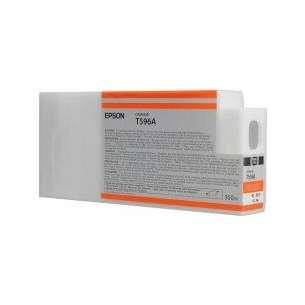 Original Epson T596A00 inkjet cartridge - orange