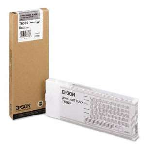 Original Epson T606900 inkjet cartridge - ultrachrome light light black