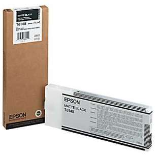 Original Epson T614800 inkjet cartridge - ultrachrome matte black