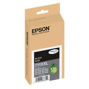 Original Epson T711XXL120 (711XXL ink) inkjet cartridge - extra high capacity black