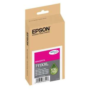 Original Epson T711XXL320 (711XXL ink) inkjet cartridge - extra high capacity magenta