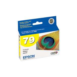 Original Epson T079420 (79 ink) inkjet cartridge - yellow