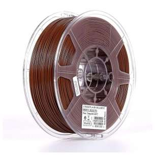 eSUN 1.75mm PLA PRO (PLA+) 3D Printer Filament 1KG Spool (2.2lbs), Brown