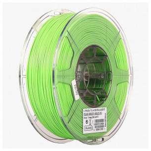 eSUN 1.75mm PLA PRO (PLA+) 3D Printer Filament 1KG Spool (2.2lbs), Peak Green