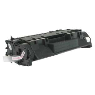 Compatible Atlantic Inkjet Canada HP CE505A (05A) toner cartridge - jumbo capacity black