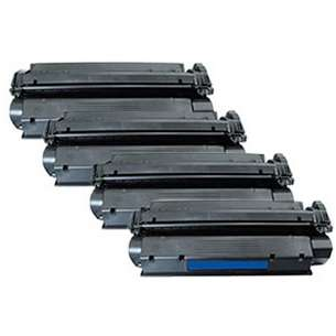 Compatible for HP Q2612A (12A) toner cartridges - 4-pack