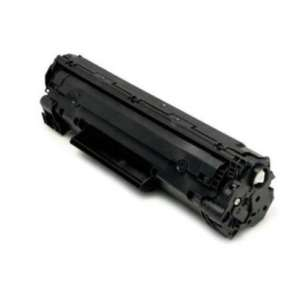 Compatible Atlantic Inkjet Canada HP CF217A (17A) toner cartridge - WITHOUT CHIP - black