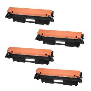 Compatible Atlantic Inkjet Canada HP CF218A (18A) toner cartridges - 4-pack
