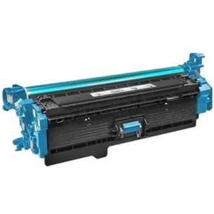 Compatible for HP CF401X (201X) toner cartridge - high capacity cyan