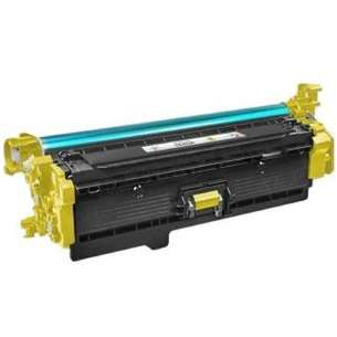Compatible for HP CF402X (201X) toner cartridge - high capacity yellow