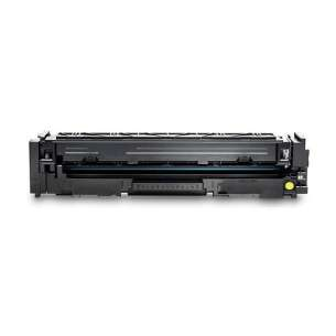 Compatible HP CF502A (202A) toner cartridge - yellow