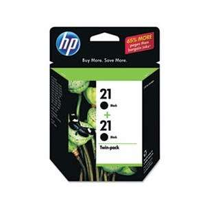 Original Hewlett Packard (HP) C9508FN (HP 21) Multipack - 2 pack